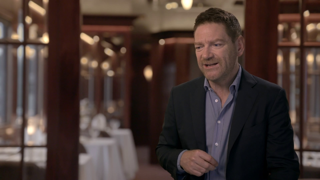 Murder On The Orient Express: Kenneth Branagh On The Appeal Of The Story