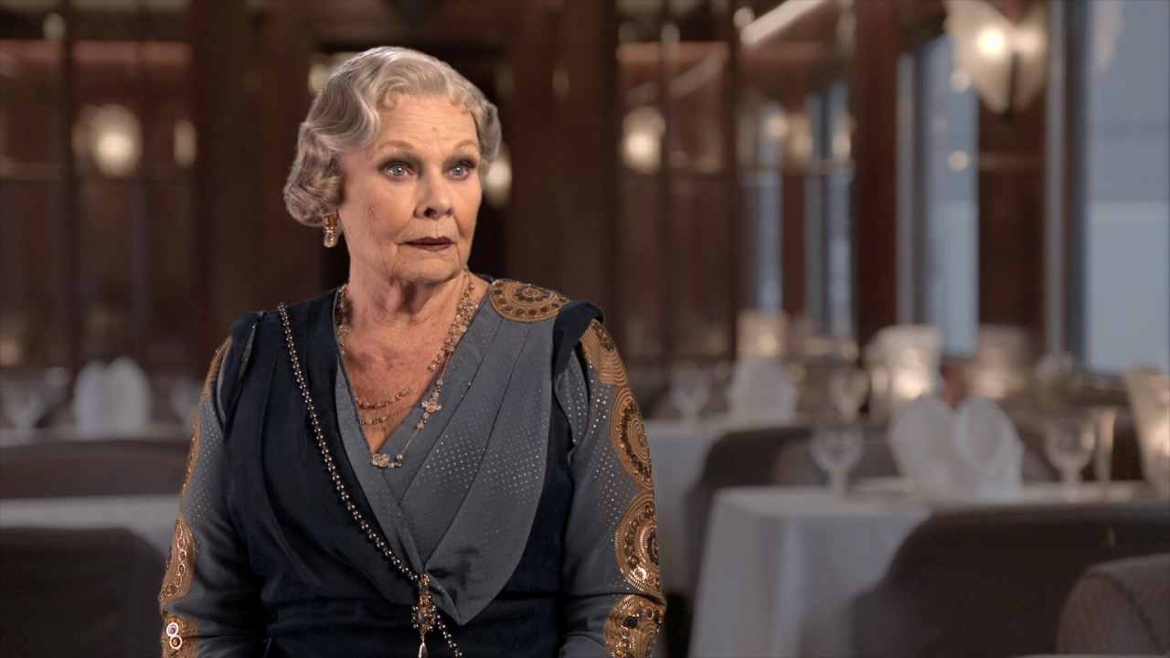Murder On The Orient Express: Judi Dench On Being Cast