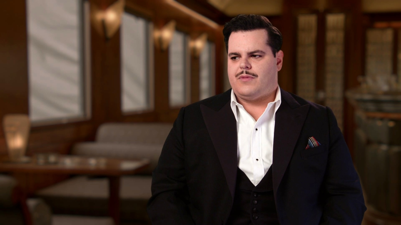 Murder On The Orient Express: Josh Gad On Reading The Script For The First Time