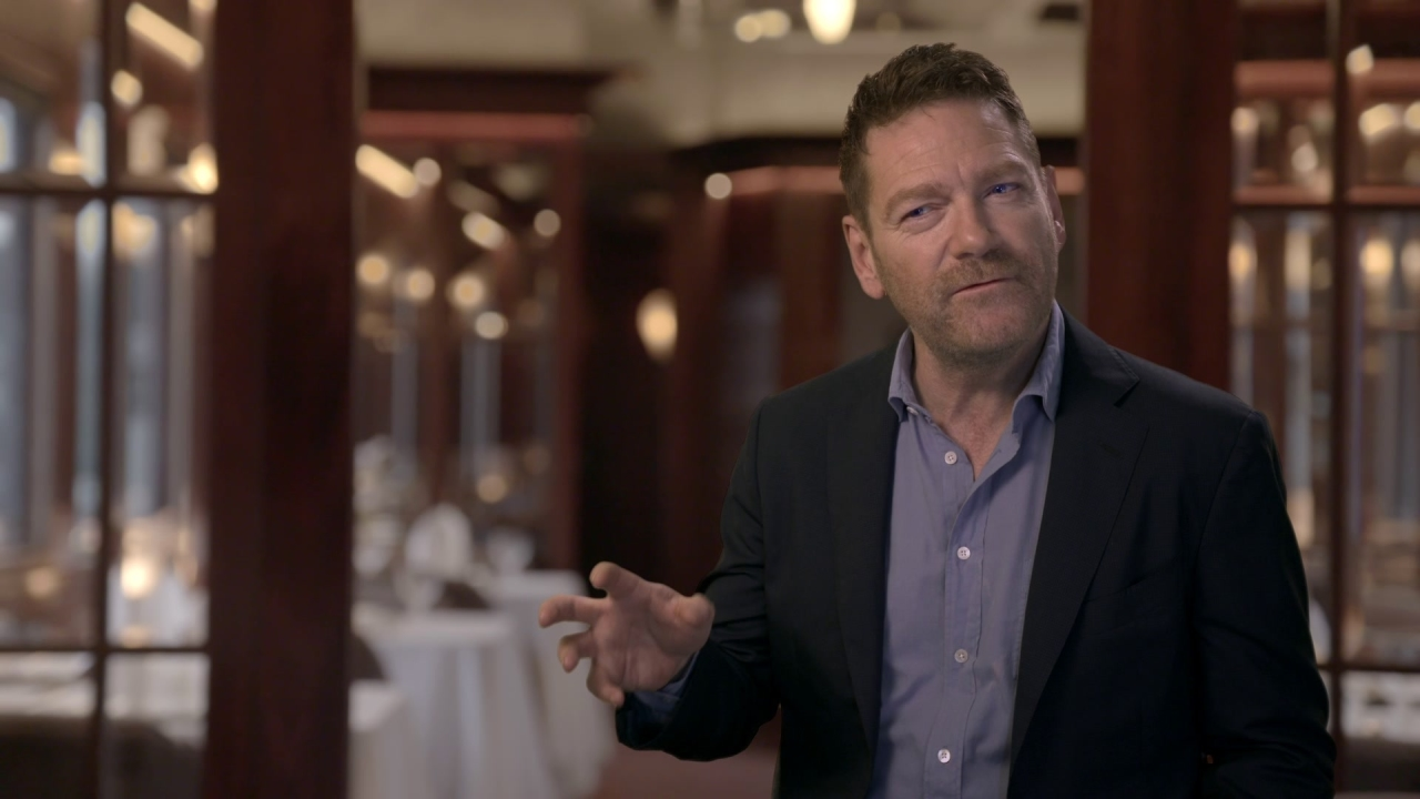Murder On The Orient Express: Kenneth Branagh On 'Hildegarde Schmidt'
