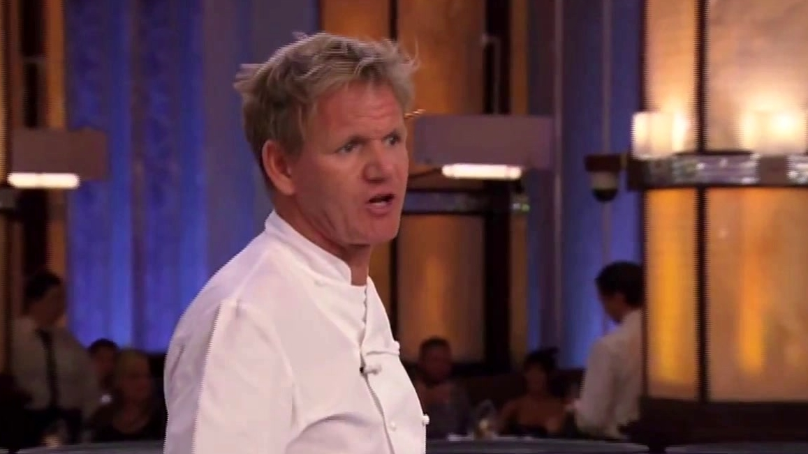 Hell's Kitchen: Frying Shame