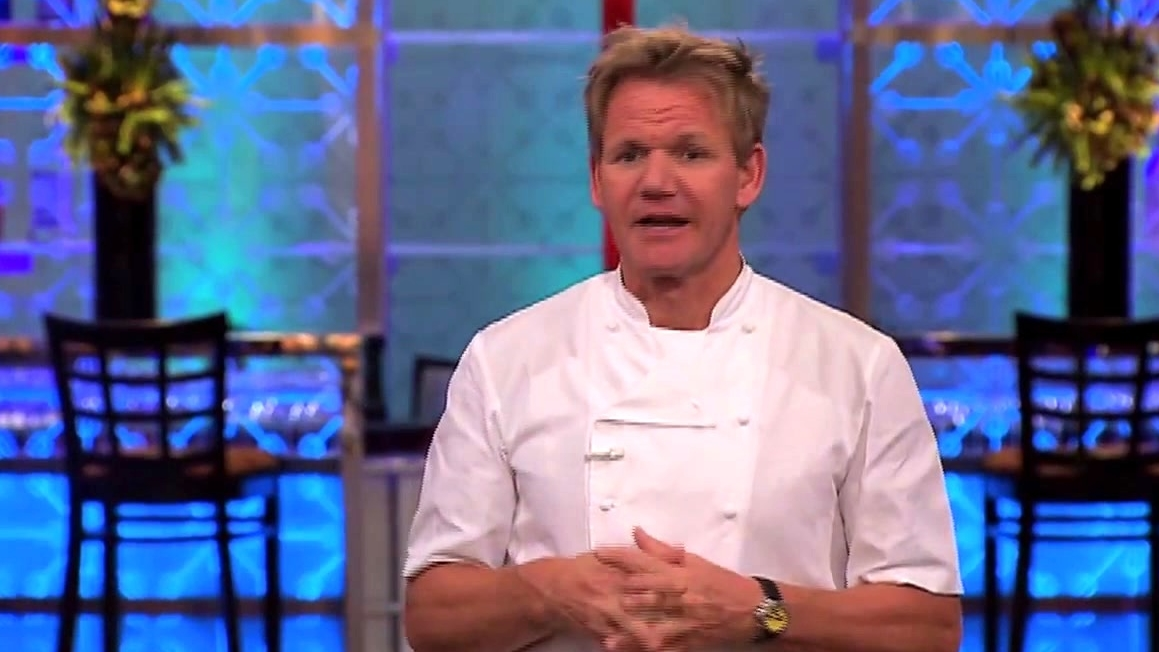 Hell's Kitchen: Chef Ramsay Shares His Childhood Photos