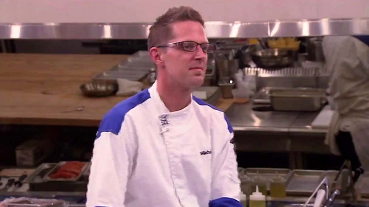 Hell's Kitchen: The Blue Team Finds A Rhythm
