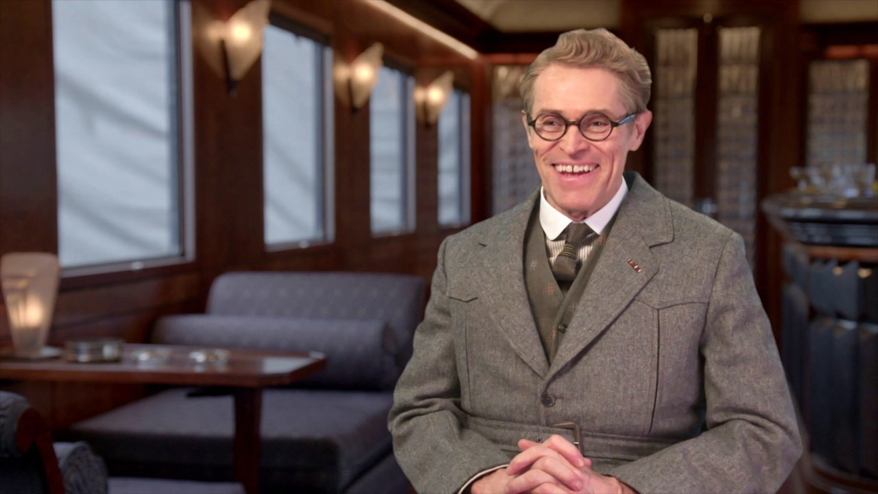 Murder On The Orient Express: Willem Dafoe On His Character