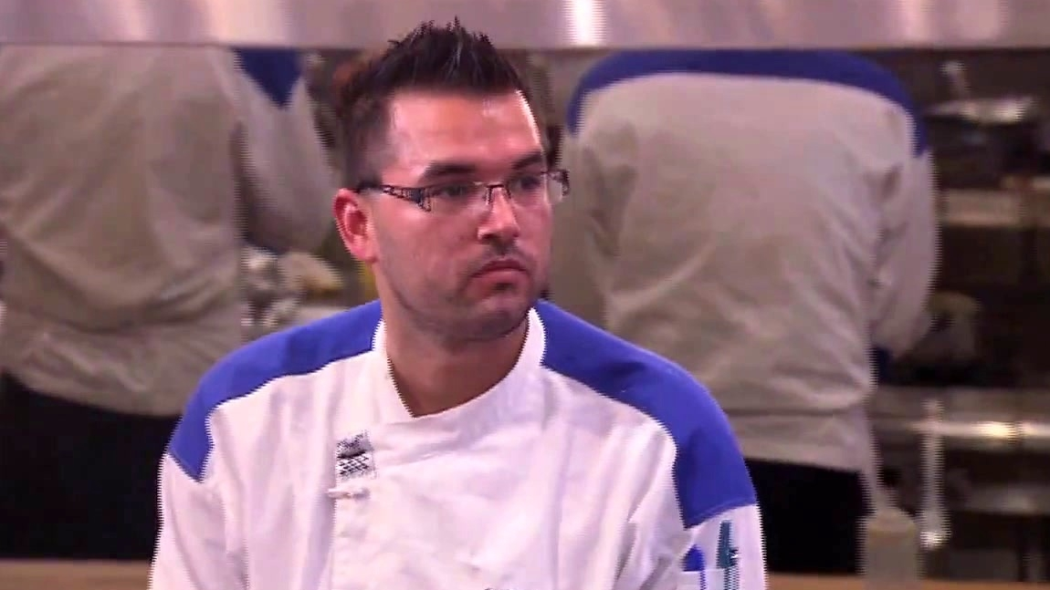 Hell's Kitchen: Zach Wants Chef To Chill Out