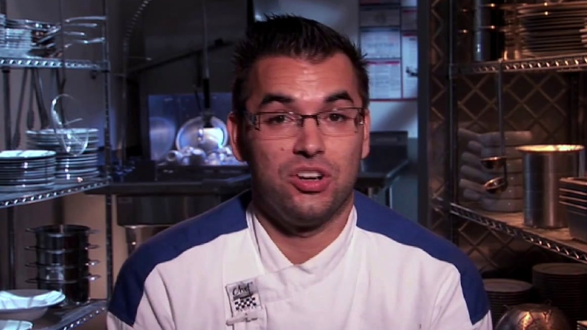Hell's Kitchen: Anthony Steps Up As Leader
