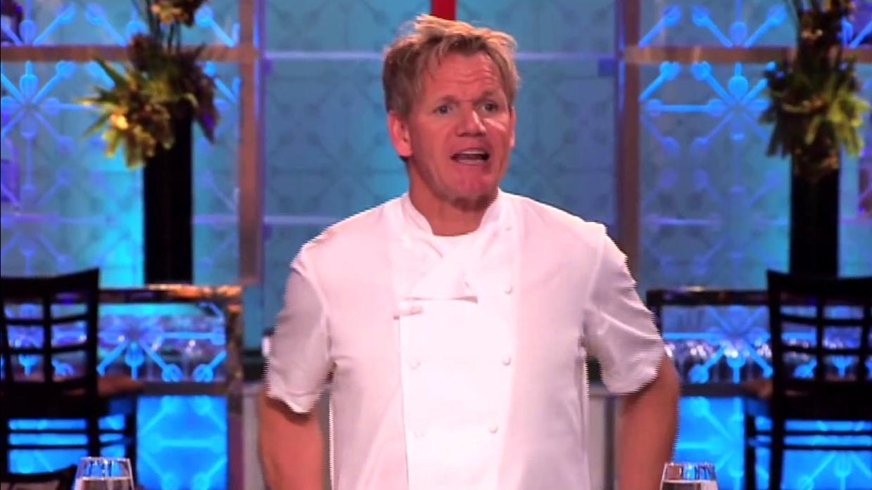 Hell's Kitchen: Special Diner: Dana Bowen