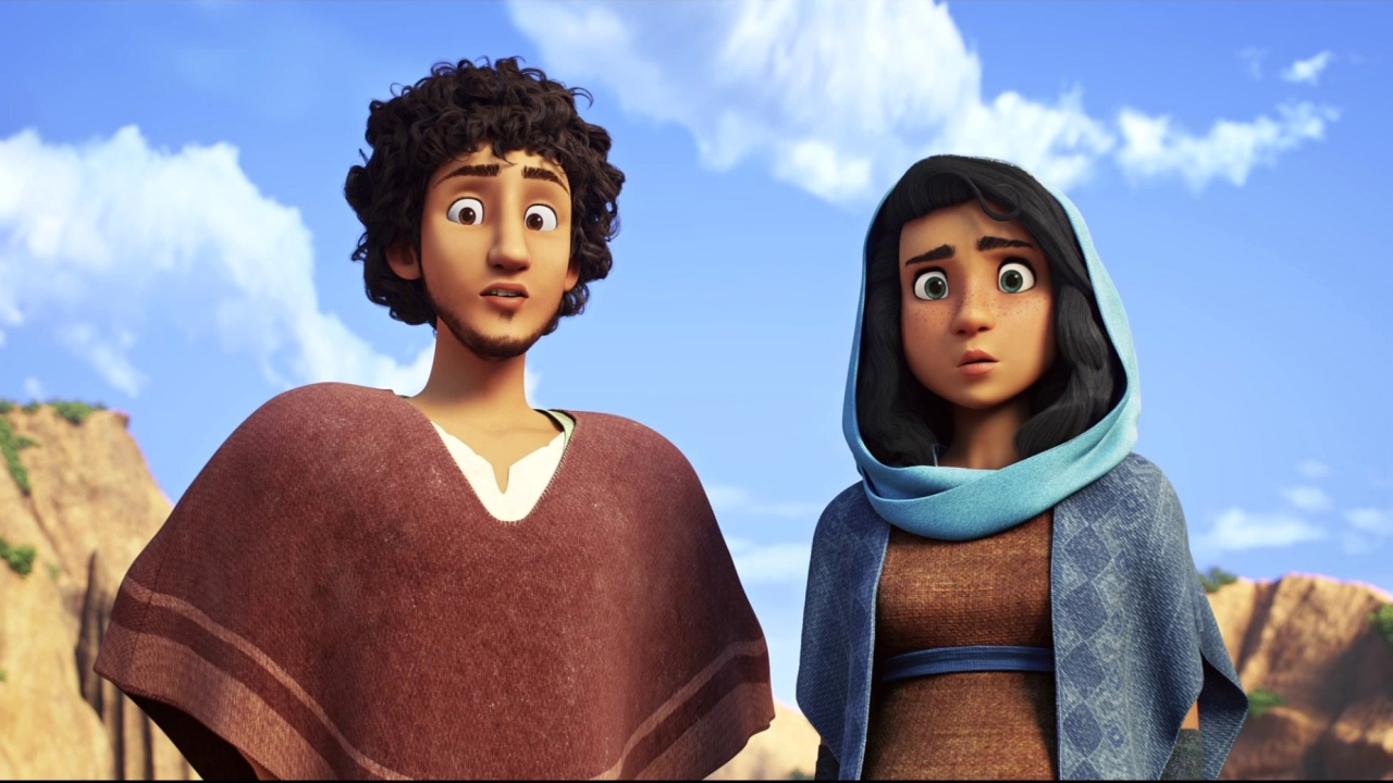 The Star: Mary & Joseph (Featurette)