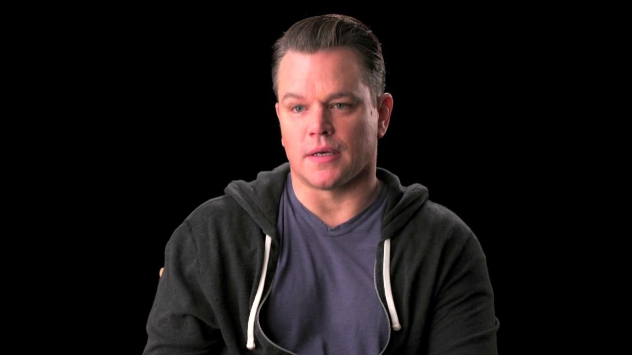 Suburbicon: Matt Damon On His Roles (International)