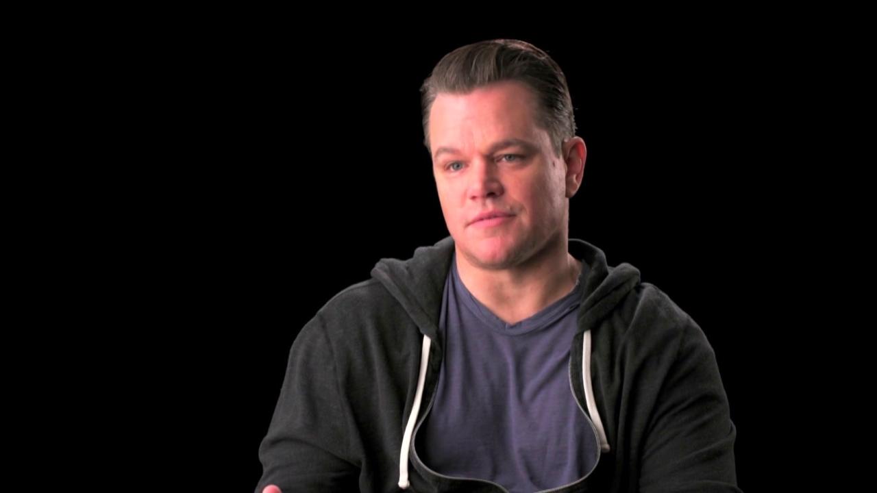 Suburbicon: Matt Damon On The Supposed Innocence of the Time (International)