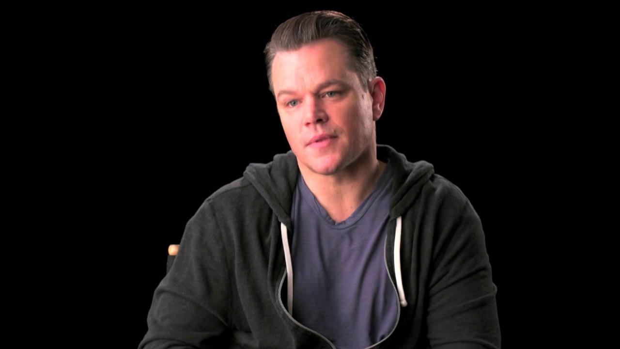 Suburbicon: Matt Damon About George Clooney's Direction (International)