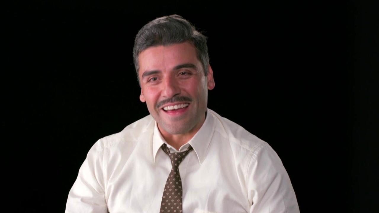 Suburbicon: Oscar Issac About George Clooney (International)