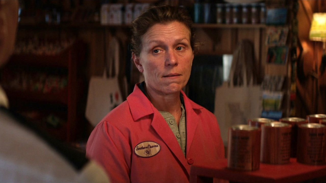 Three Billboards Outside Ebbing, Missouri: Visit To The Dentist