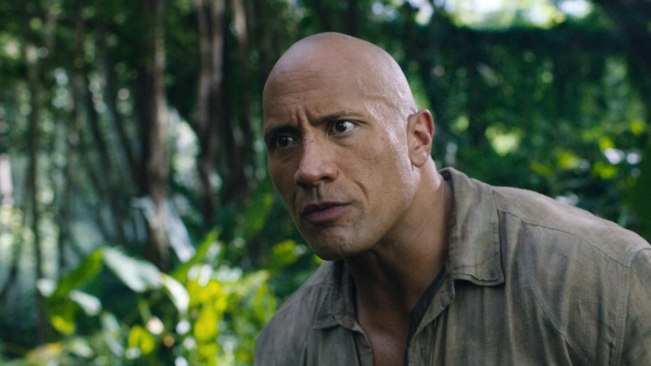 Jumanji: Welcome To The Jungle (International Trailer 7 Subtitled Clean)