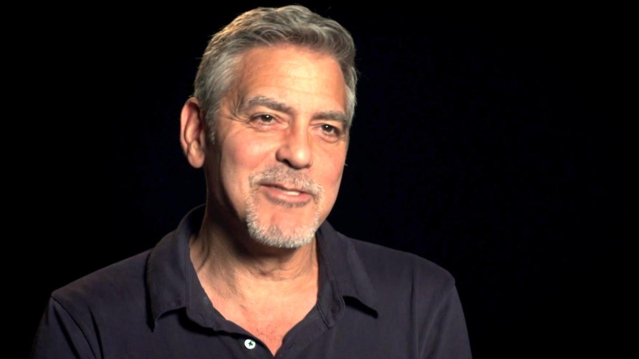 Suburbicon: George Clooney About Oscar Issac (International)