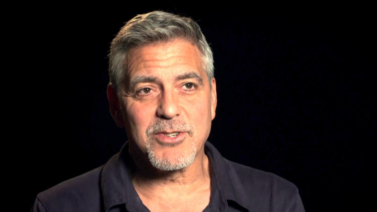 Suburbicon: George Clooney About Matt Damon (International)