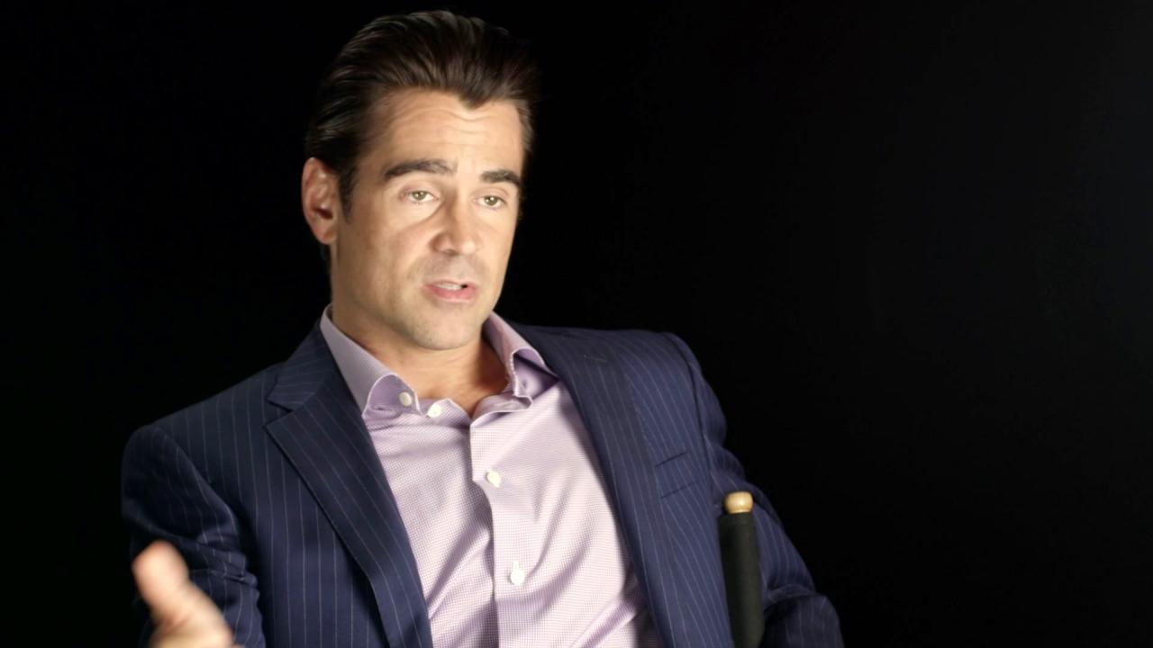 Roman J. Israel, Esq.: Colin Farrell On His Character 'George Pierce' Having Lost His Way