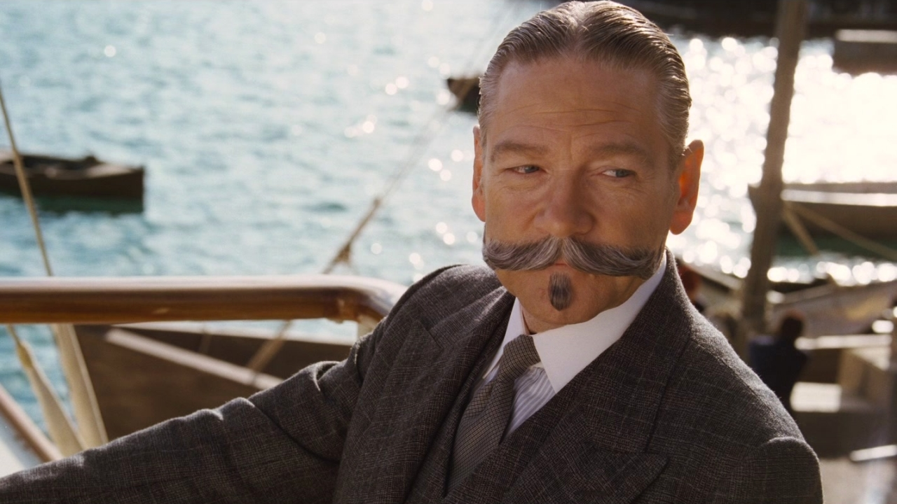 Murder On The Orient Express: I Know Your Moustache