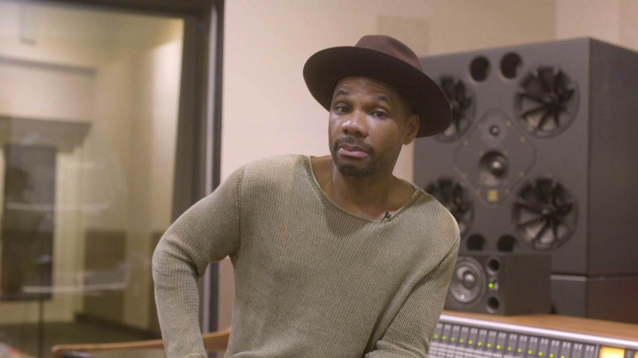 The Star: Inside The Music From The Star-Kirk Franklin (Featurette)