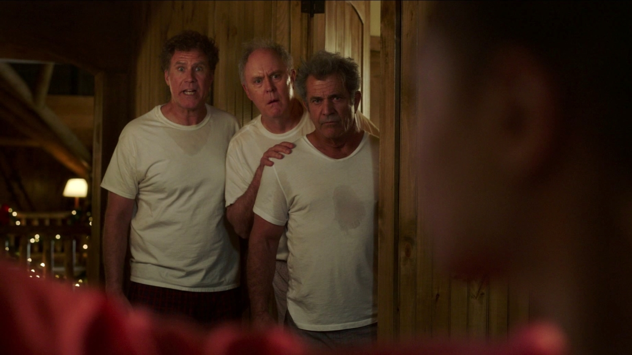 Daddy's Home 2: Thermostat