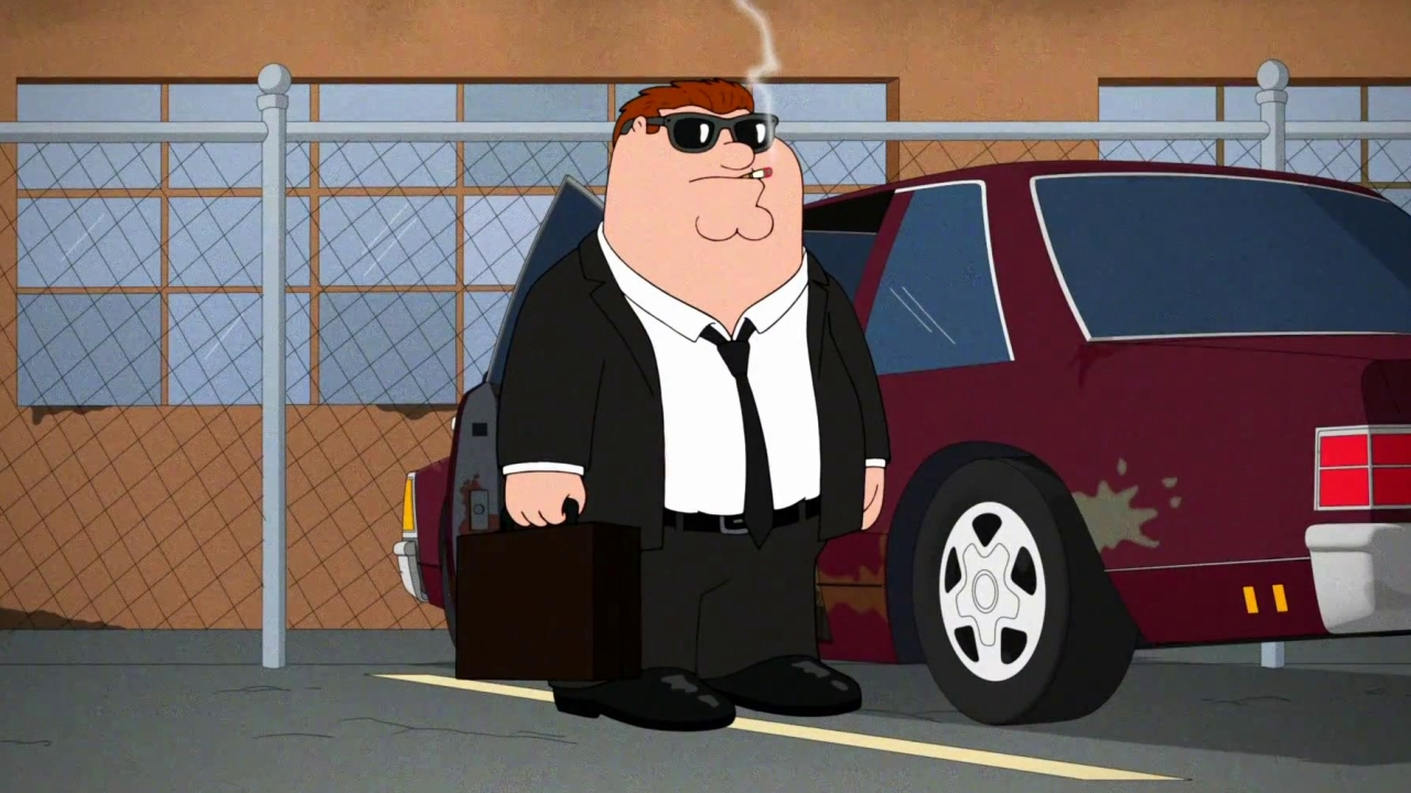Family Guy: Peter Arrives To His Job At The Brewery