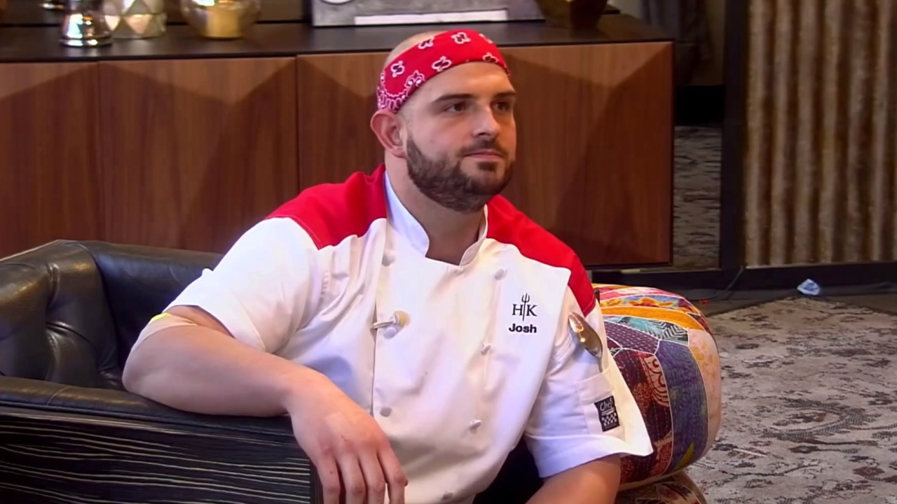 Hell's Kitchen: Josh Calls Elise A Bully
