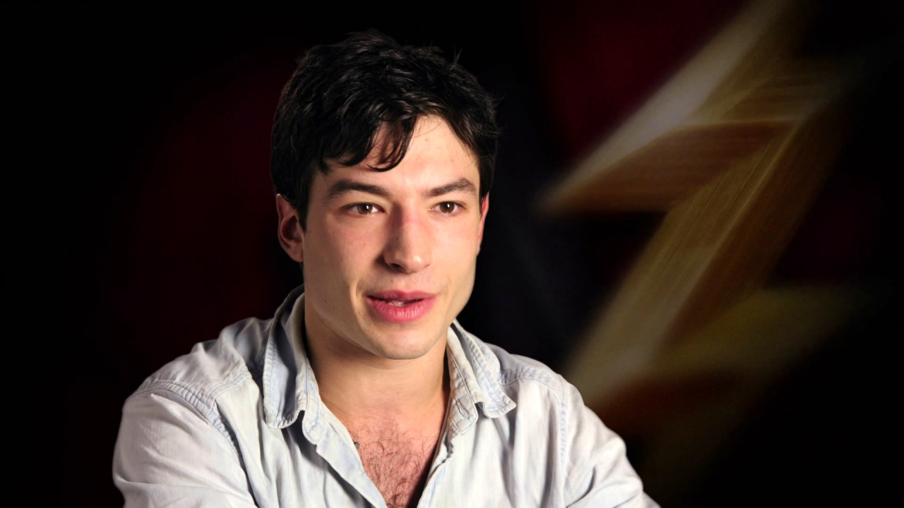 Justice League: Ezra Miller On 'Barry's' Place At The Start Of The Film