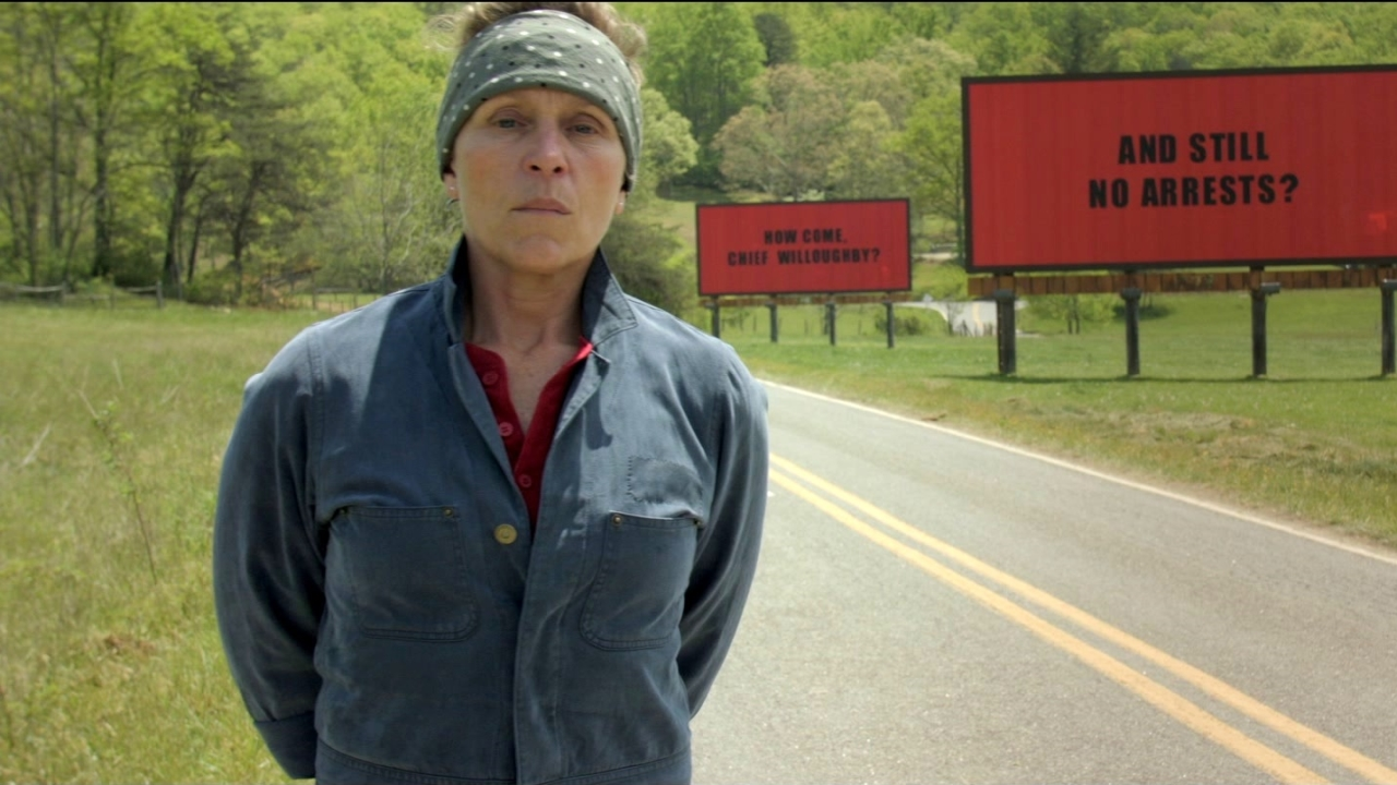 Three Billboards Outside Ebbing, Missouri: Why The Fck Not? (Featurette)