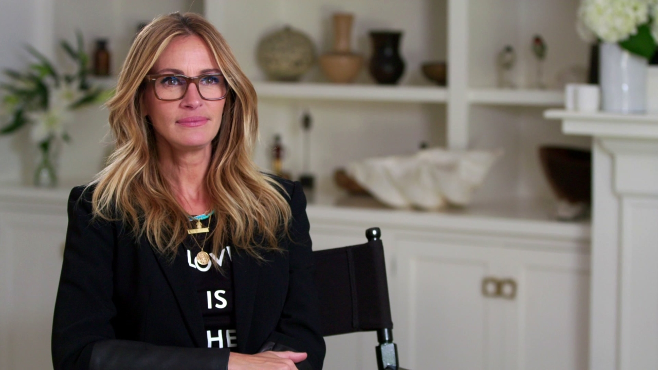 Wonder: Julia Roberts On Getting Involved