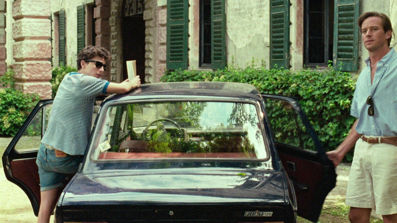 Call Me By Your Name: What Would Be The Harm In That