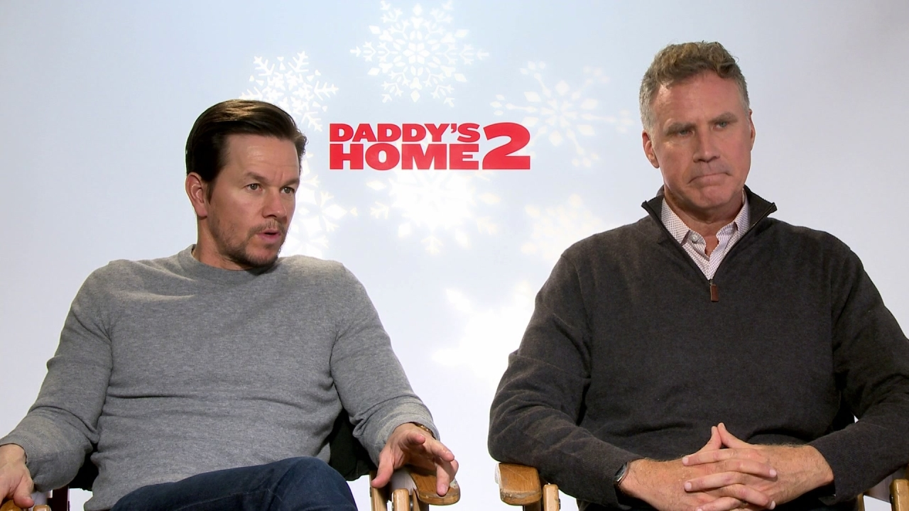 Daddy's Home 2: Mark Wahlberg & Will Ferrell On Why They Wanted To Revisit The Characters