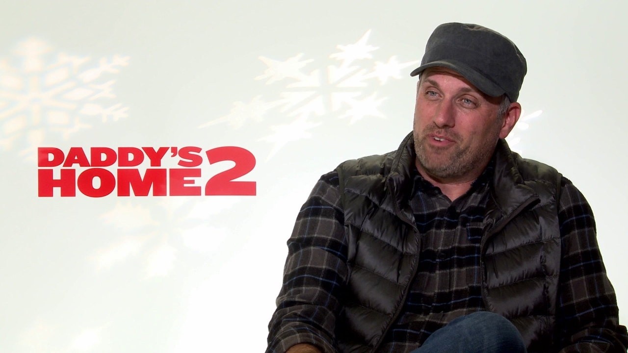 Daddy's Home 2: Sean Anders On Why Mel & John Were The Perfect Choice To Play The Granddads