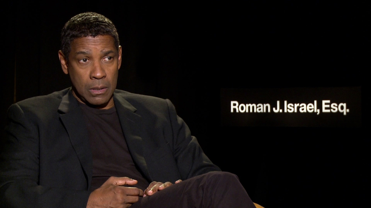 Roman J. Israel, Esq.: Denzel Washington On 'Roman' Being A Complicated Character