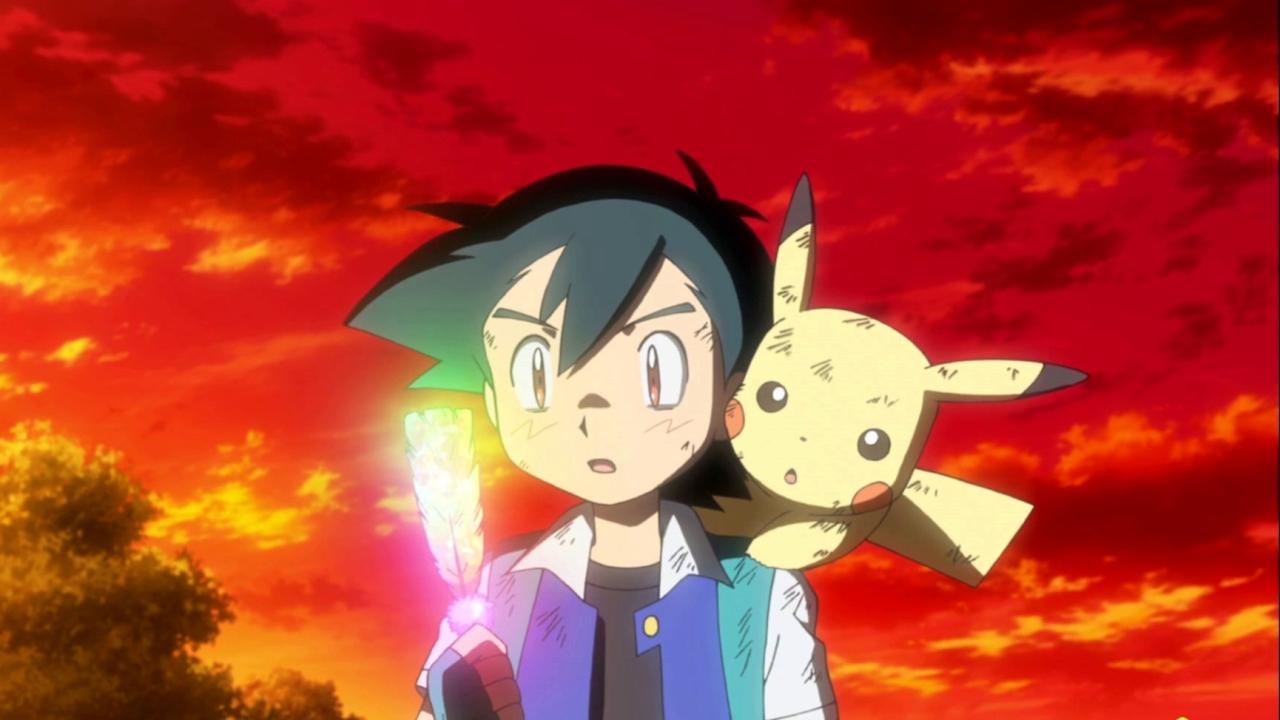 Pokemon The Movie: I Choose You! (Trailer 2)