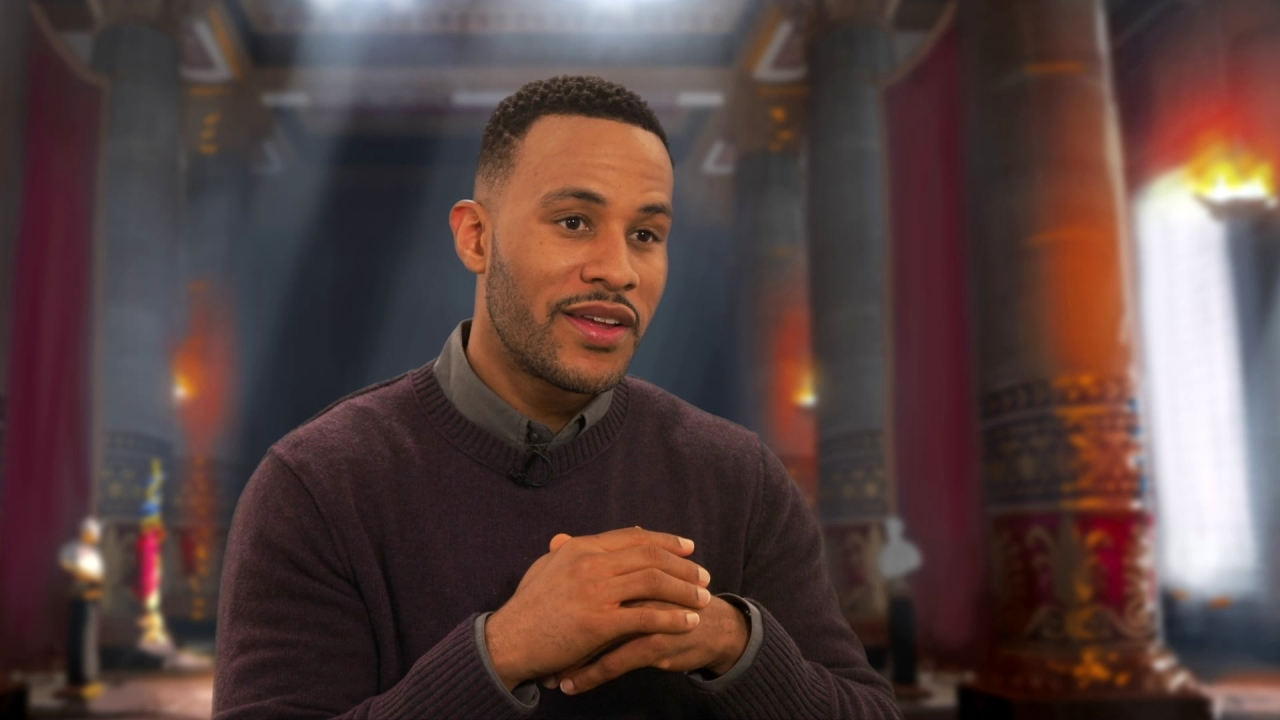 The Star: Devon Franklin On 'Bo The Donkey'