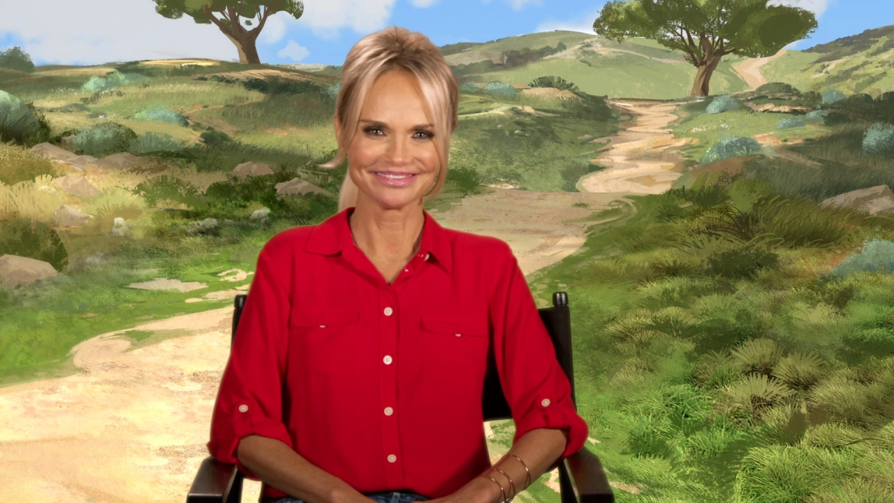 The Star: Kristin Chenoweth On Her Character