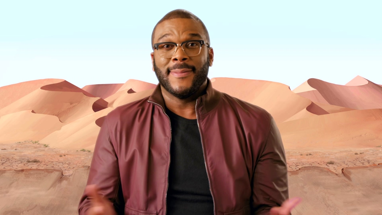 The Star: Tyler Perry On The Comedic Roles Of The Camels