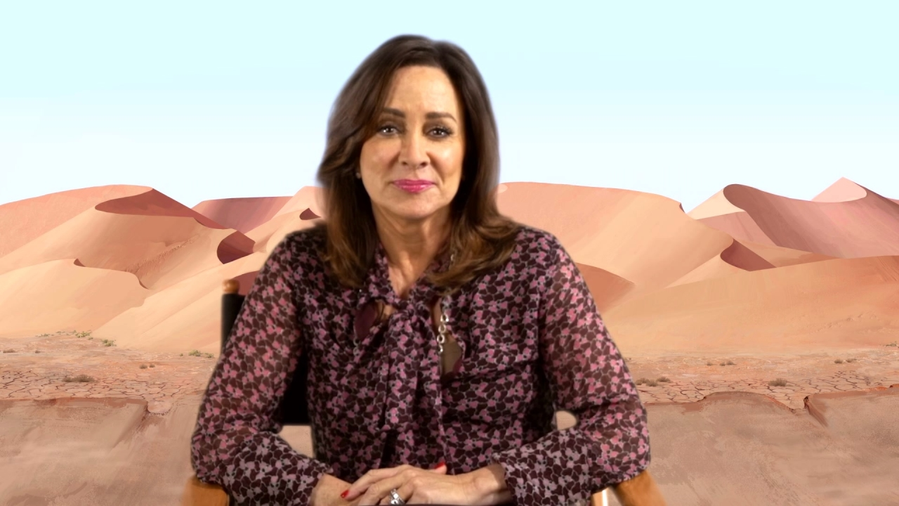 The Star: Patricia Heaton On First Impressions Of The Script