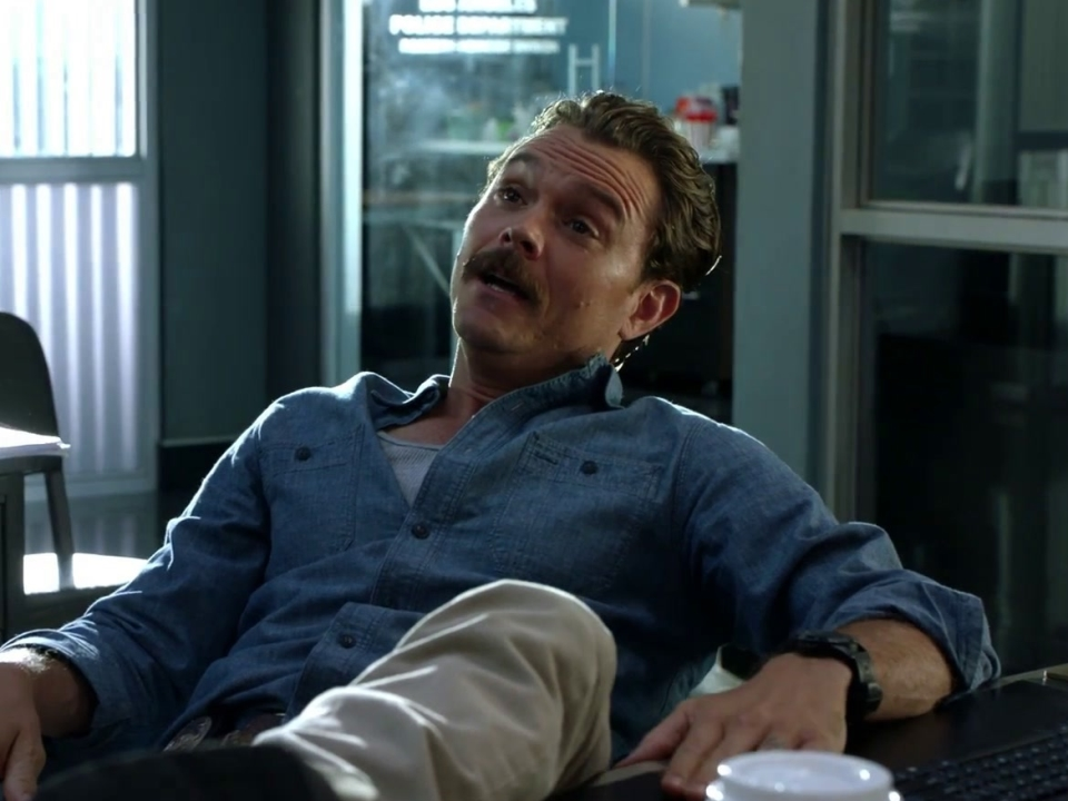 Lethal Weapon: Riggs Takes An Odd Case