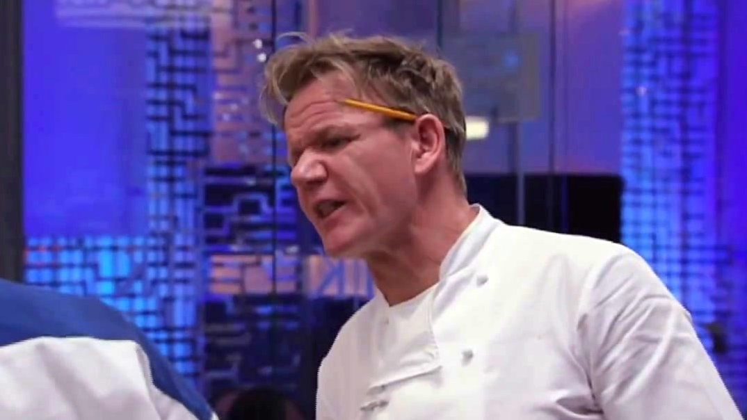 Hell's Kitchen: The Heat Is On In The Blue Team's Kitchen