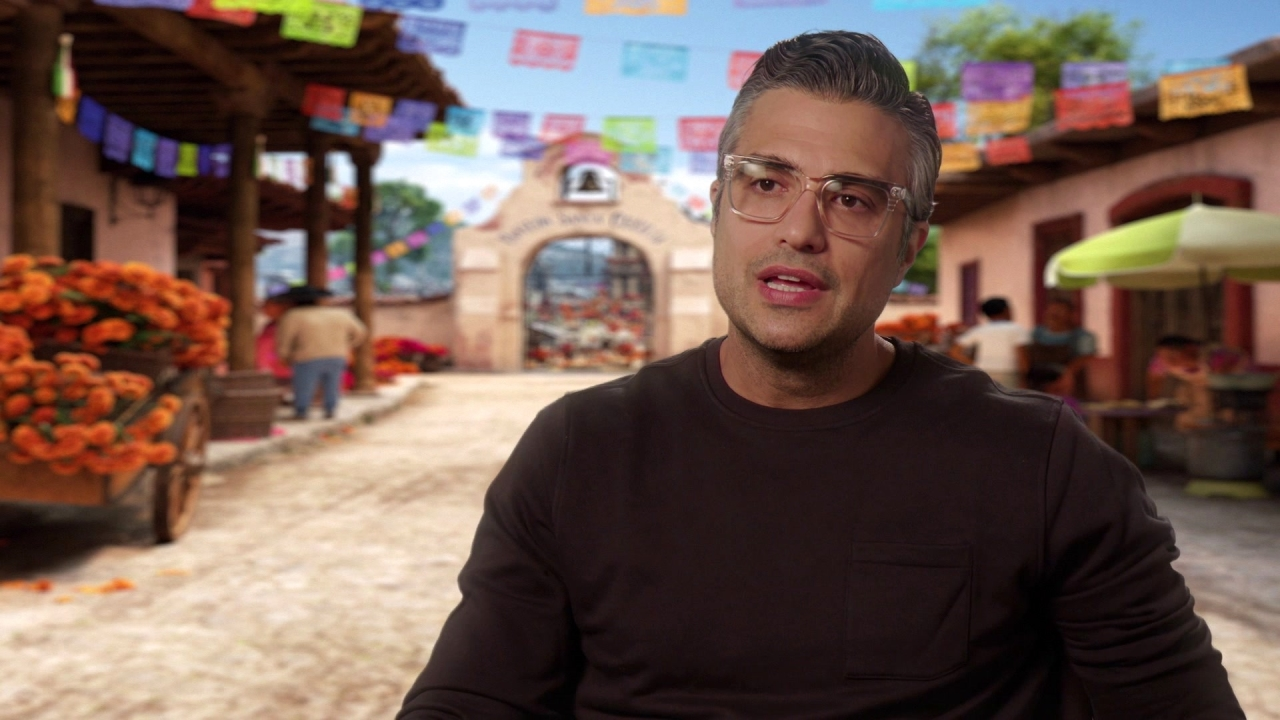 Coco: Jaime Camil On Getting Involved