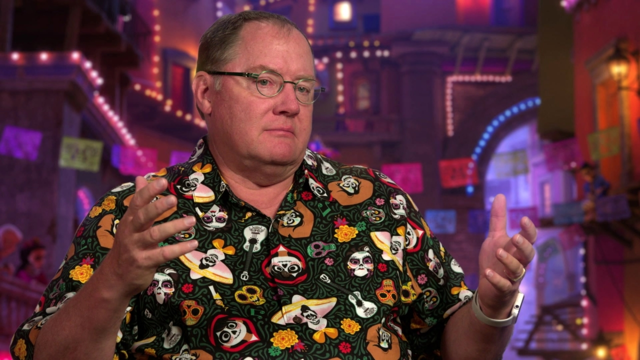 Coco: John Lasseter On Creating The Characters