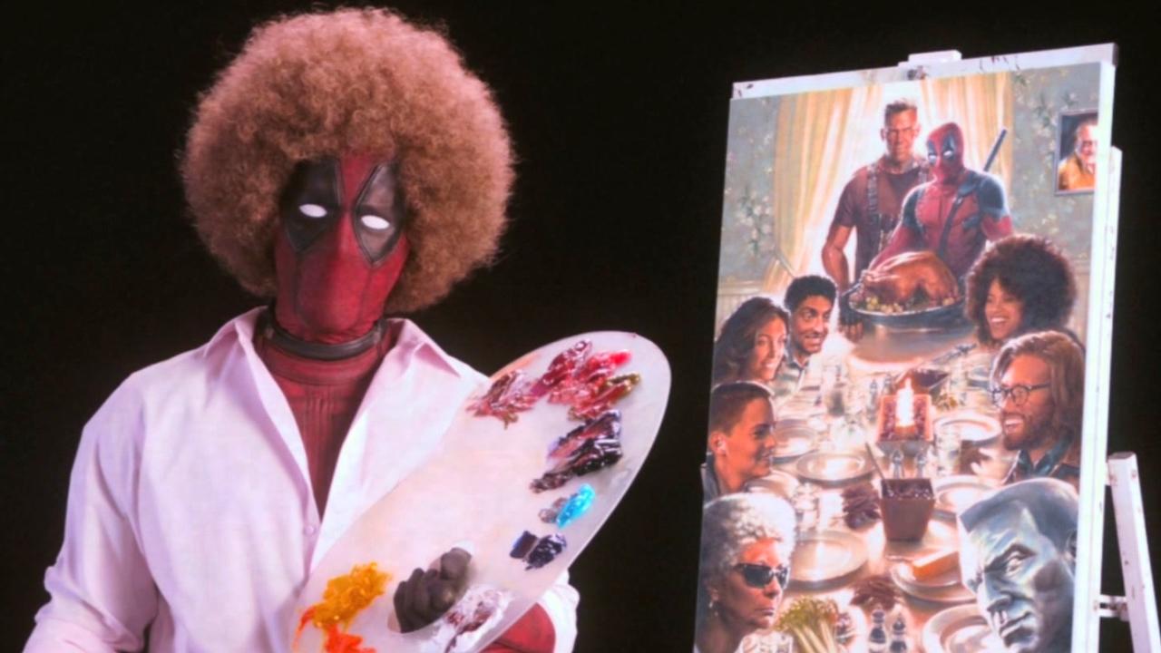 Deadpool 2: Gettin' Wet On Wet (International Teaser)