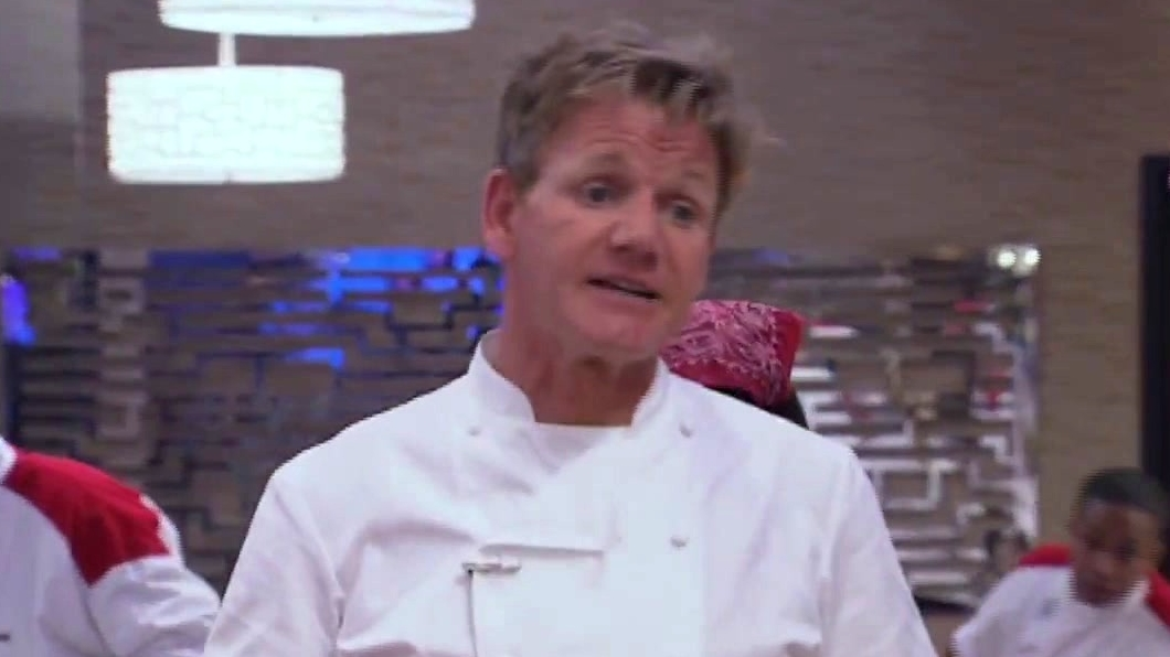 Hell's Kitchen: Out Of Risotto