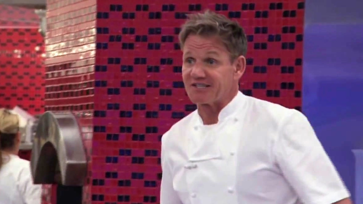 Hell's Kitchen: Sterling Counts Out Loud