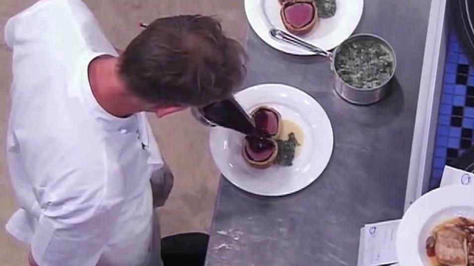Hell's Kitchen: Lou Diamond Phillips Dines