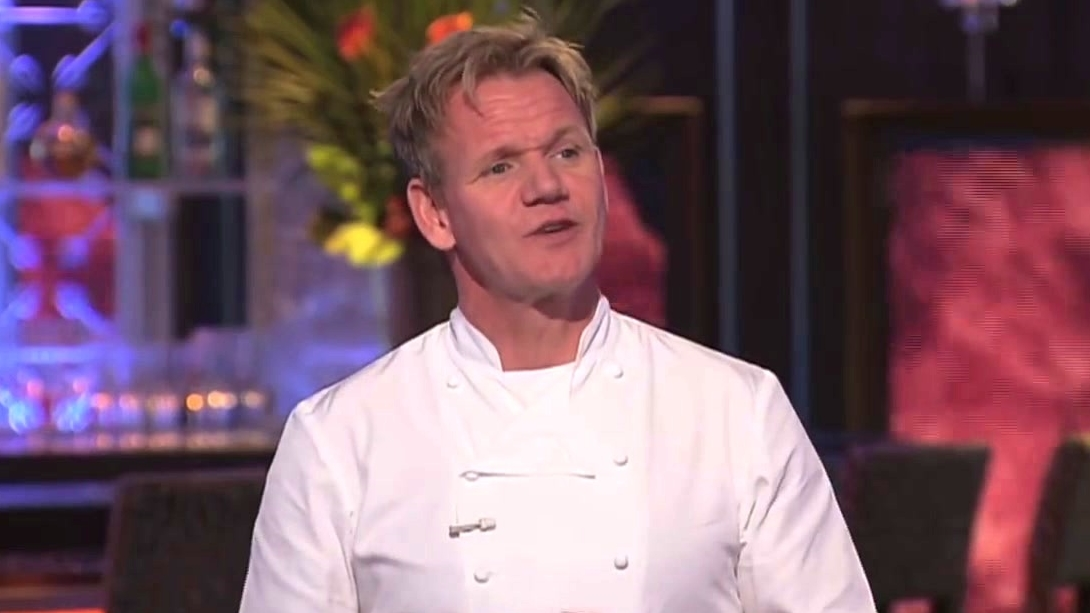 Hell's Kitchen: Randy Is Glad He Didn't Get Squid