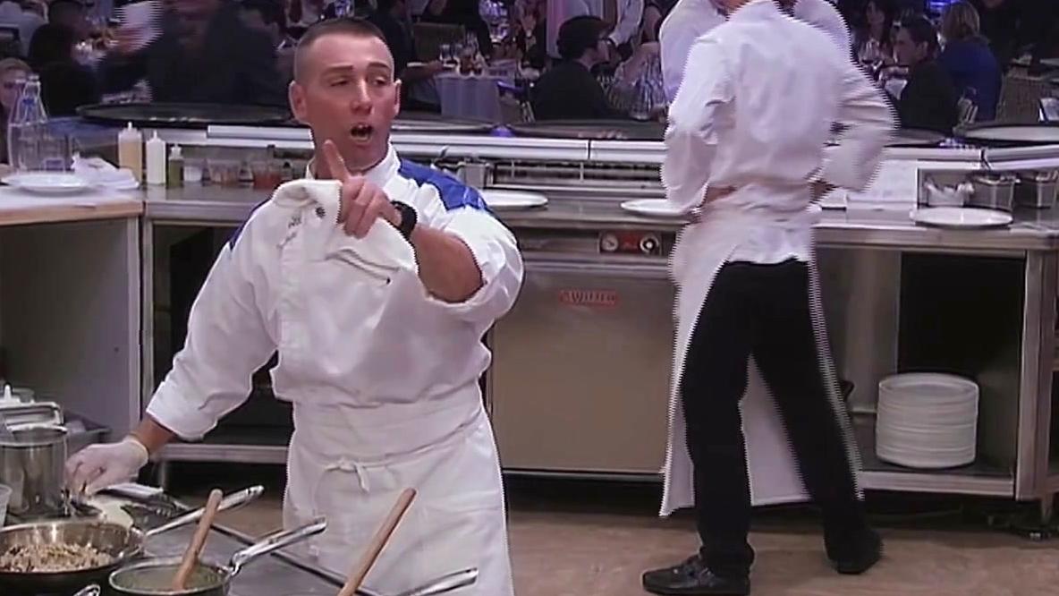 Hell's Kitchen: Erik Palladino's Favorite