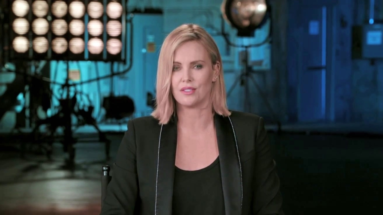 Atomic Blonde: Face Connection (Home Ent.)