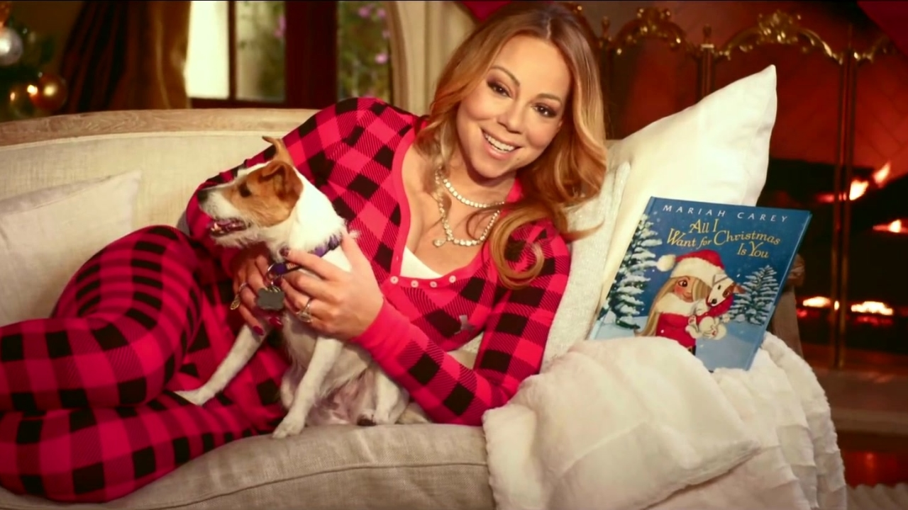 Mariah Carey's All I Want for Christmas Is You (Teaser)